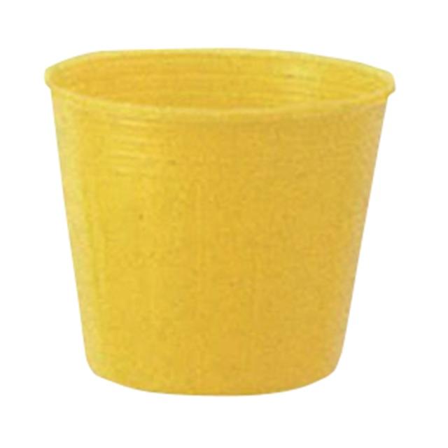 カラーポット 黄色