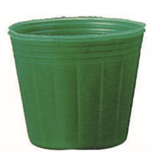 カラーポット 緑
