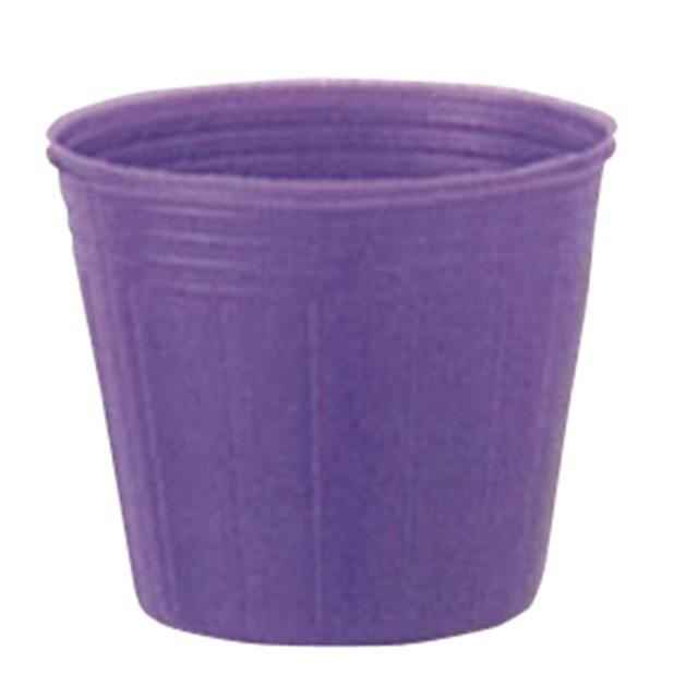 カラーポット 紫