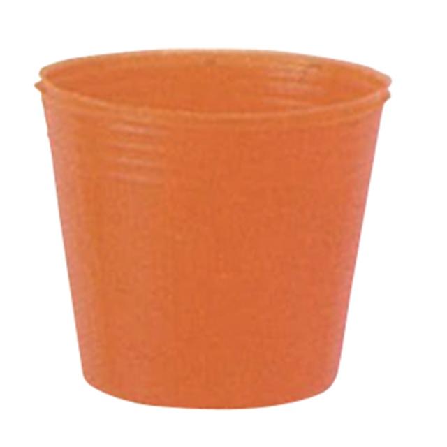 カラーポット オレンジ
