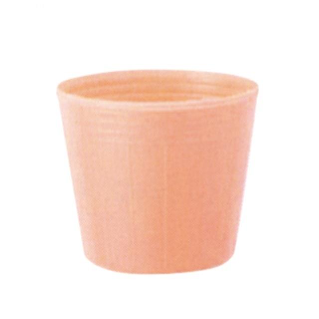 カラーポット ペールオレンジ