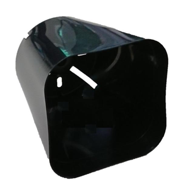 硬質ポリポット黒