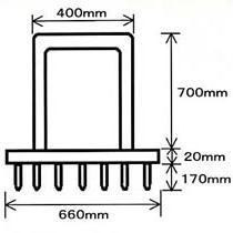 定植用下穴開け器