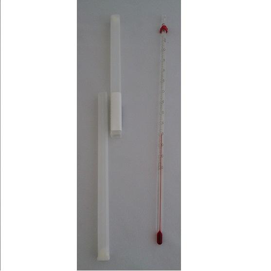 赤液棒状温度計