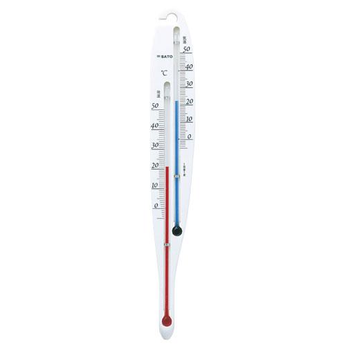 地温気温計