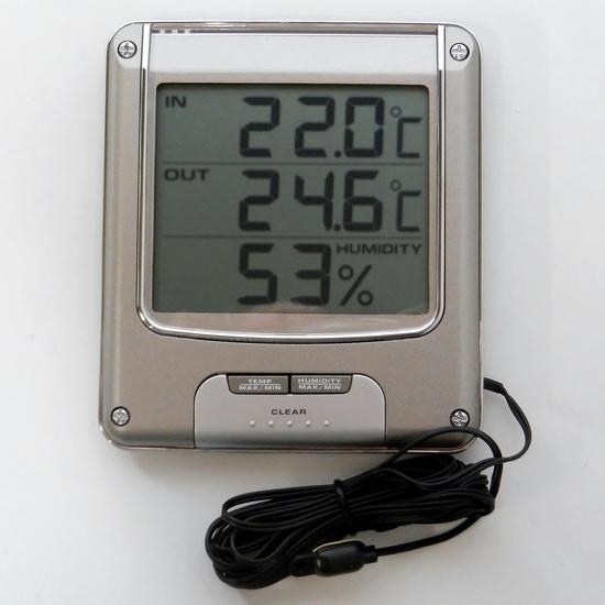 LLデジタル式温湿計