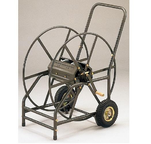 車輪付巻取機