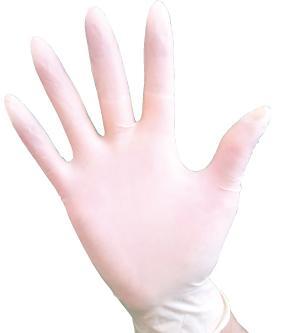 天然ゴム使い切り手袋