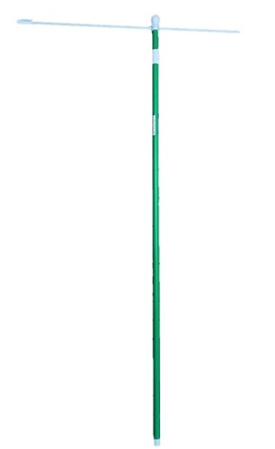 のぼり竿 3m伸縮