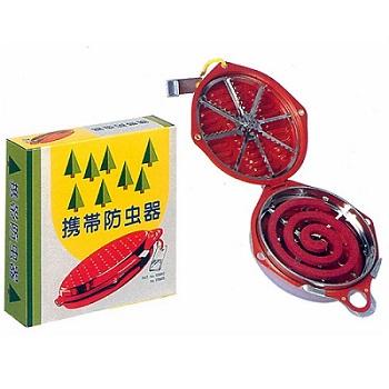 携帯防虫器 森林香用