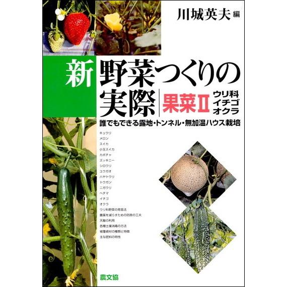 新野菜つくりの実際 果菜2