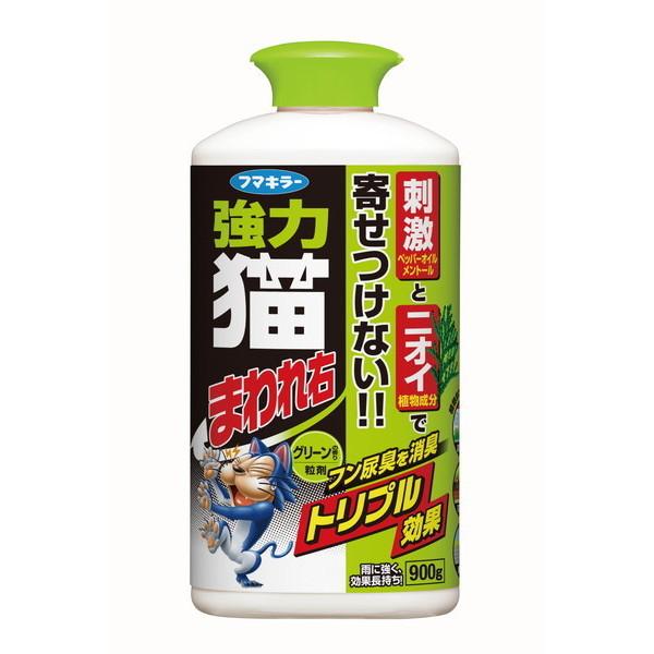 強力 猫まわれ右 粒剤グリーンの香り