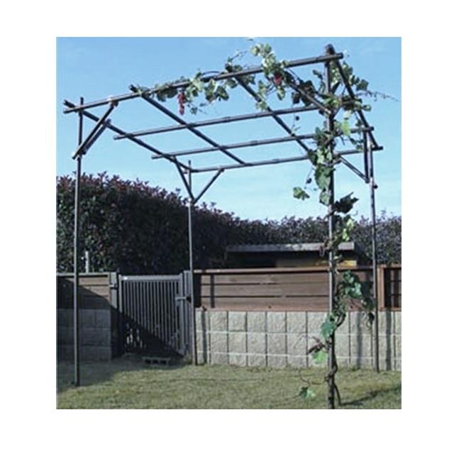 ガーデンアグリパイプ 果樹棚セット