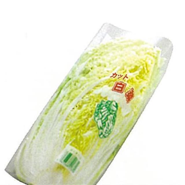 白菜1/4カットシート