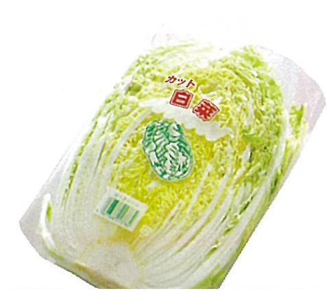 白菜1/2カットシート